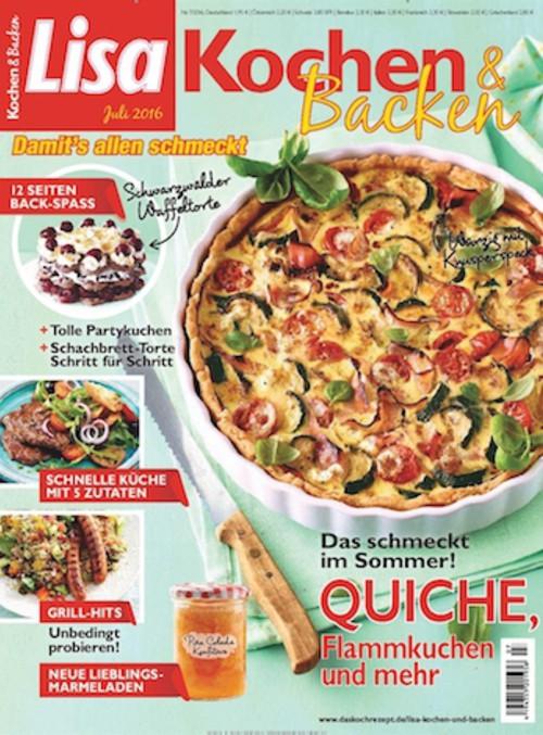 Abo Kochen Und Backen kochen backen abo kochen backen abonnement beim
