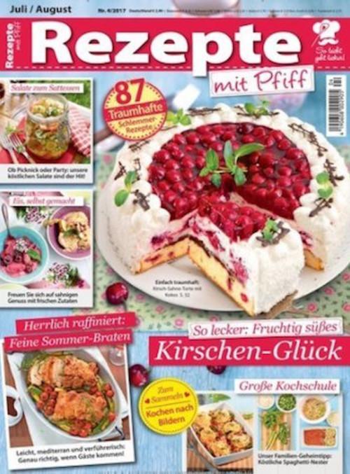 Lecker Zeitschrift Abo rezepte mit pfiff abo rezepte mit pfiff abonnement beim lorenz