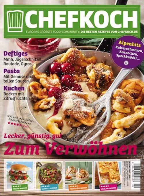 Lecker Zeitschrift Abo chefkoch abo chefkoch abonnement beim lorenz leserservice abonnieren