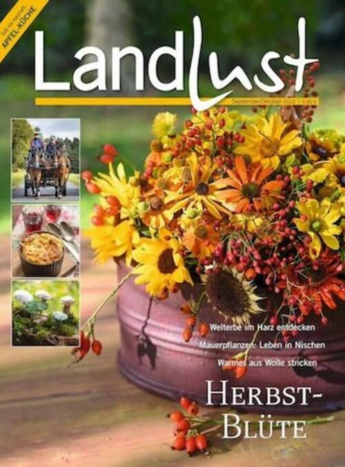 Geschenkabo Landlust landlust abo landlust abonnement beim lorenz leserservice abonnieren