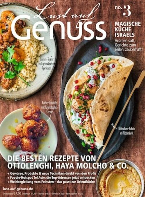 Genuss Kochzeitschrift lust auf genuss abo lust auf genuss abonnement beim lorenz