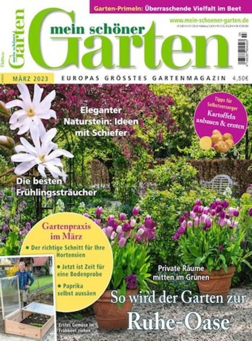 Mein Schöner Garten Spezial Abo mein schöner garten abo mein schöner garten abonnement beim lorenz