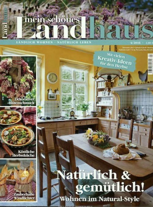 Mein Schönes Zuhause Zeitschrift mein schönes landhaus abo mein schönes landhaus abonnement beim
