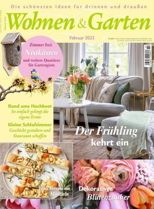 Wohnen Und Garten Geschenkabo wohnen garten abo wohnen garten abonnement beim lorenz