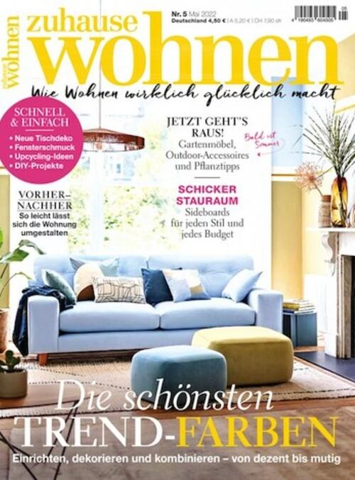 Zuhause Wohnen Zeitschrift zuhause wohnen abo zuhause wohnen abonnement beim lorenz