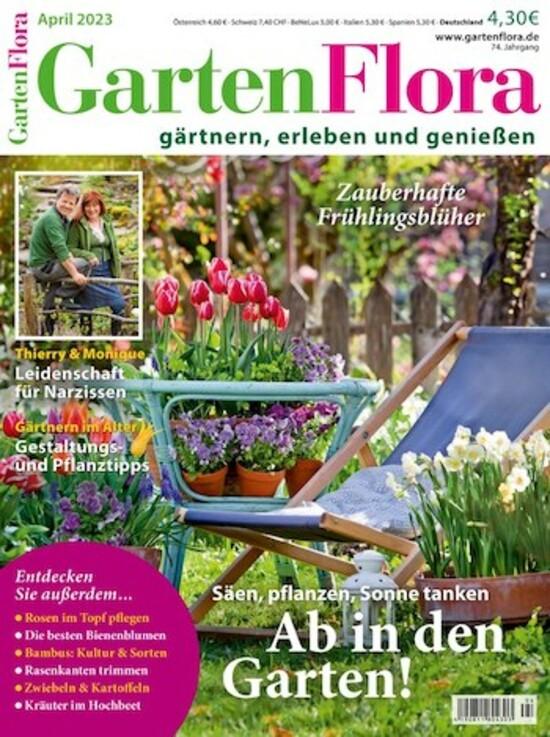 Gartenflora Abo Hier Gunstig Und Sicher Abonnieren
