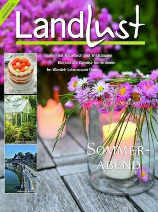 Zeitschrift Landlust Rezepte