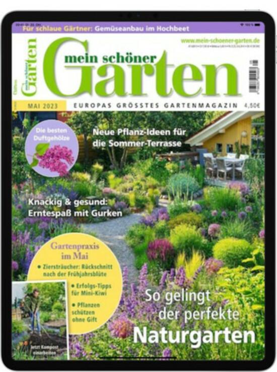 Mein schöner Garten E-Paper Abo