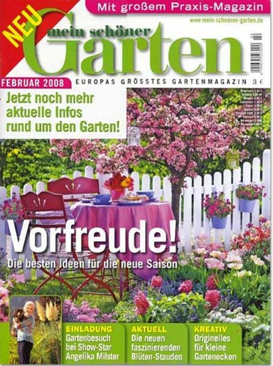Mein schöner Garten XL Abo - hier günstig und sicher abonnieren