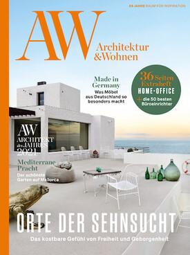 Zeitschrift Au0026W Architektur U0026 Wohnen Abo