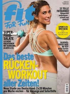 Zeitschrift Fit for Fun Abo