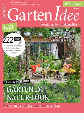 Beau Zeitschrift GartenIdee Abo