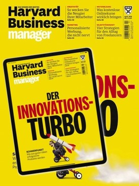 Zeitschrift Harvard Business Manager E-Kombi Abo