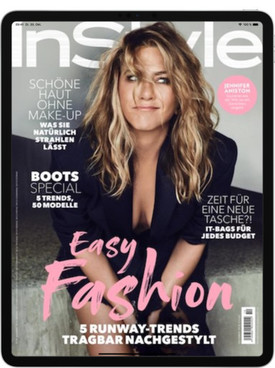 Zeitschrift Instyle E-Paper Abo