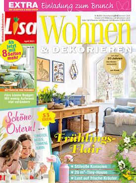 Wohnen & Garten Zeitschriften abonnieren - Lorenz Leserservice