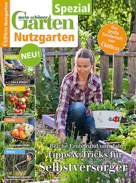 Zeitschrift Mein Schöner Garten Spezial Abo