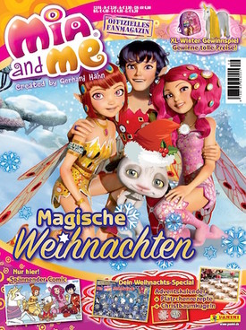 Zeitschrift Mia and me Abo