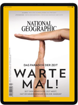 Zeitschrift National Geographic Digital E-Paper Abo