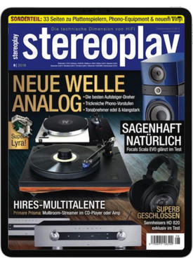 Zeitschrift Stereoplay E-Paper Abo