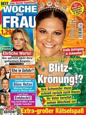 3cbfa558b0e3 Frauen & Mode Zeitschriften abonnieren - Lorenz Leserservice