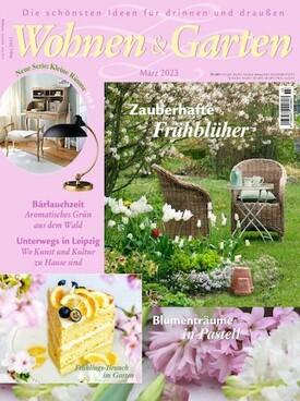 Beau Zeitschrift Wohnen U0026 Garten Abo